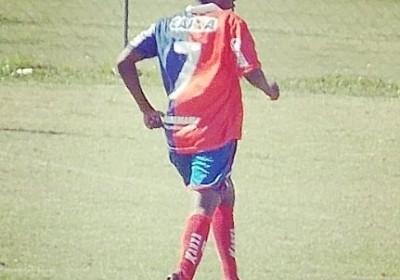 Claudevan Junio - Paraná Clube