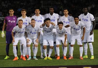 Douglas Dinamo Moscow