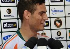 Zagueiro Felipe Pires