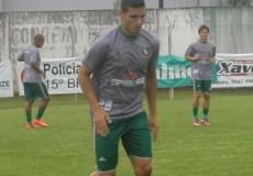 Zagueiro Felipe Pires - Camboriú