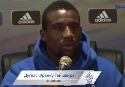 Dinamo Moscow - Douglas Franco