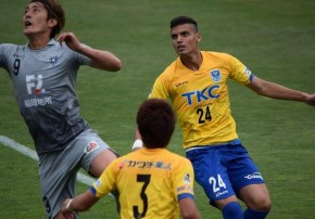 Tochigi SC - Felipe Pires