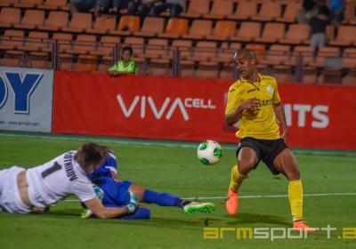 Alashkert FC - Atacante Héber Santos