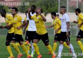 Alashkert FC - Héber dos Santos