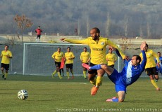 Alashkert FC - Héber Araújo dos Santos
