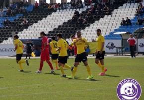 FC Alashkert - Héber Araújo