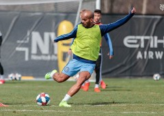 NYC FC - Héber Araújo dos Santos