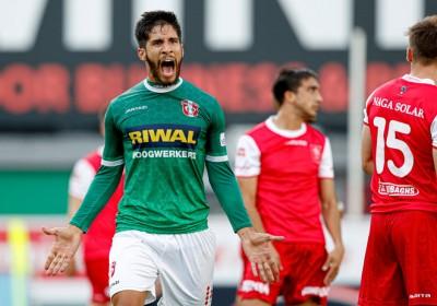 FC Dordrecht - Fabian de Abreu